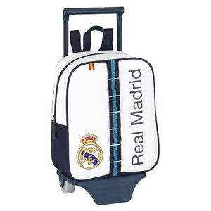6a2282bb39 FOOT REAL MADRID - Cartable à roulettes trolley - Achat / Vente ...