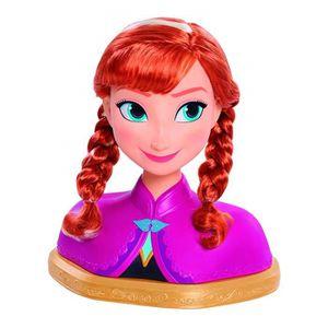 TÊTE À COIFFER Disney Princesses- Jouets, FRN80, Multicolore