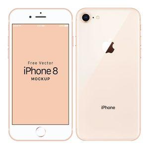 SMARTPHONE D'or Apple Iphone 8 64Go occasion débloqué remise