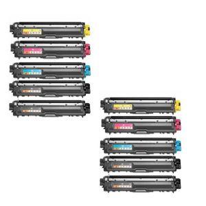 CARTOUCHE IMPRIMANTE 10 Toner Cartouches Pour Brother DCP-9015CDW DCP-9