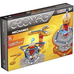 ASSEMBLAGE CONSTRUCTION GEOMAG MECHANICS Jeu de Construction Magnétique 86