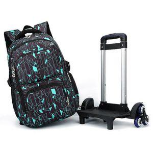 TROLLEY MATERIEL enfants garçons filles Trolley cartable bagages li