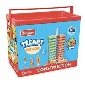 ASSEMBLAGE CONSTRUCTION Jeujura - 8336 - Jeu de Construction - Tecap Color