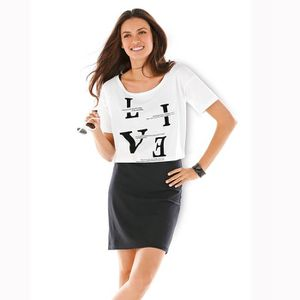 Ensemble de vêtements Ensemble robe et tee-shirt femme Venca
