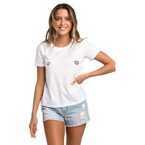 T-Shirt Manches Courtes Femme RIP CURL Havana Club Tank T