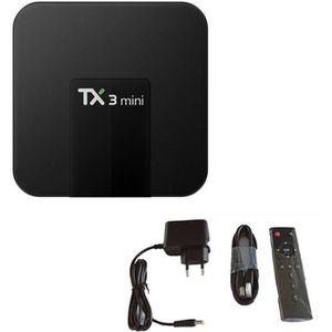 BOX MULTIMEDIA Smart TV Box Tanix TX3 Mini Android 7.1 S905W 2GB