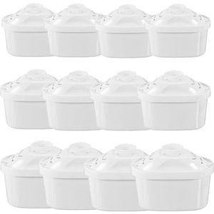 FILTRE POUR CARAFE Pack de 12 Cartouches Filtres pour Brita Maxtra Ca