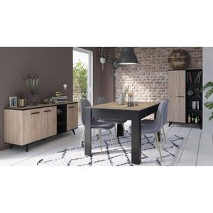 Salle A Manger Complete Achat Vente Salle A Manger Complete Pas Cher Cdiscount