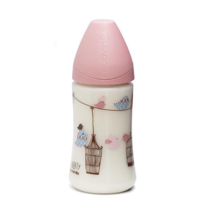 BIBERON  SUAVINEX Pack de 2 biberons Baby Bottle - 270 ml -