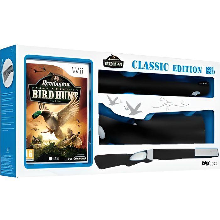 REMINGTON G.A.B.H.+ Fusil / Jeu console Wii