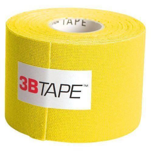 3B Scientific 1012803 - ATTELLE - 3BTape Bande de taping 5 m Jaune