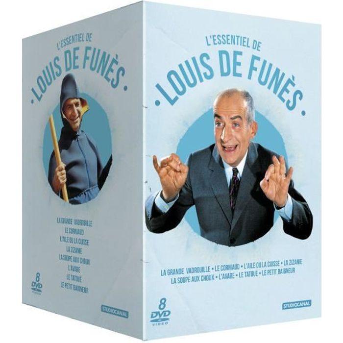 DVD Louis de Funès - L'essentiel