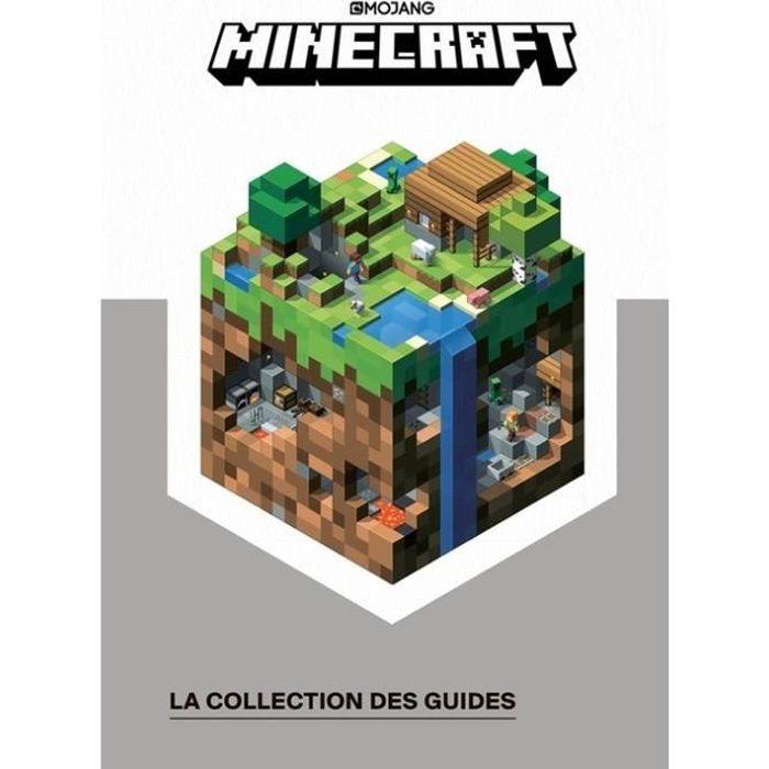 LIVRE MULTIMÉDIA Minecraft, la collection des guides. Le guide Neth