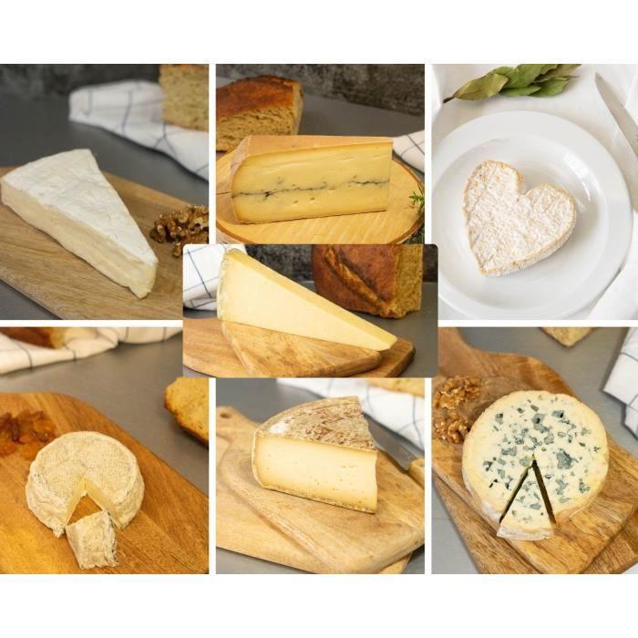 Plateau de fromages -1,65kg