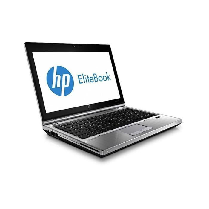 Hp EliteBook 2570p - Windows 7 - i5 8GB 320GB - 12.5'' - Station de Travail Mobile PC Ordinateur