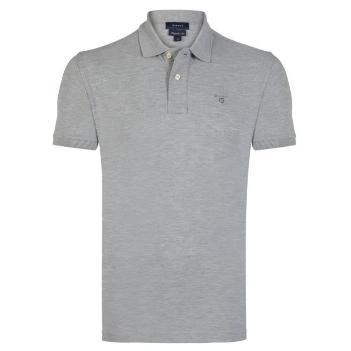 GANT Polo Shirt Short Sleeve