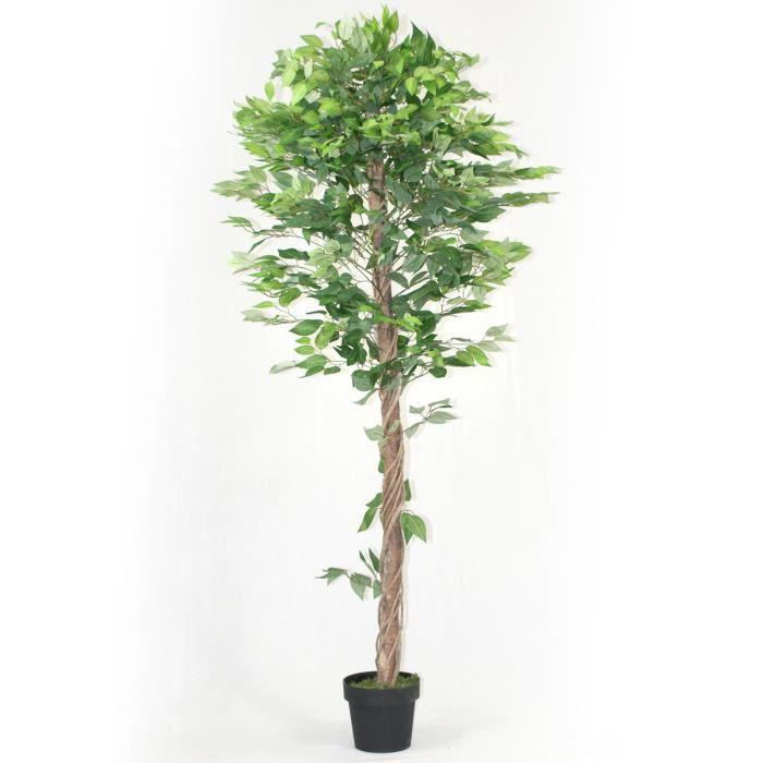 Arbre artificiel Ficus - Hauteur 180 cm