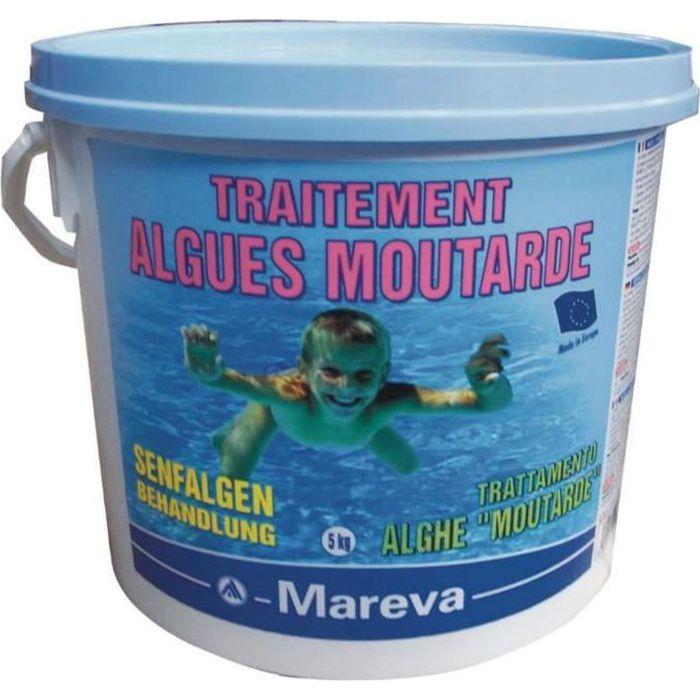 Stop algues spécial algues moutarde pot de 3kg