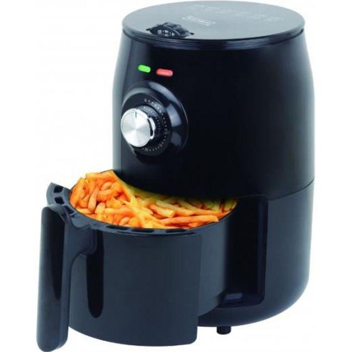 Friteuse à air chaud 1,8L - 1000W