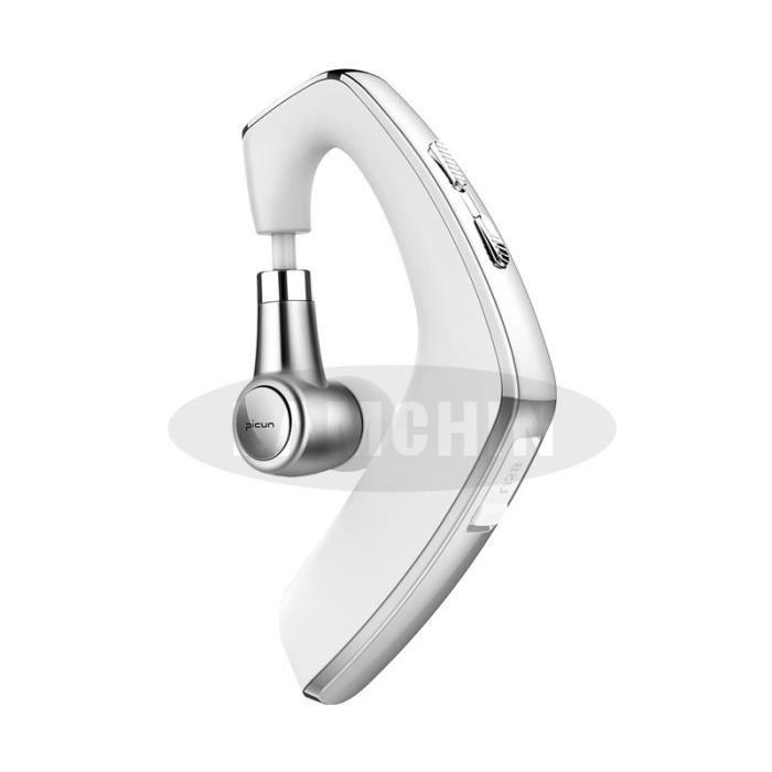 OREILLETTE BLUETOOTH Oreillette Bluetooth sans Fil en Voiture Kit Oreil