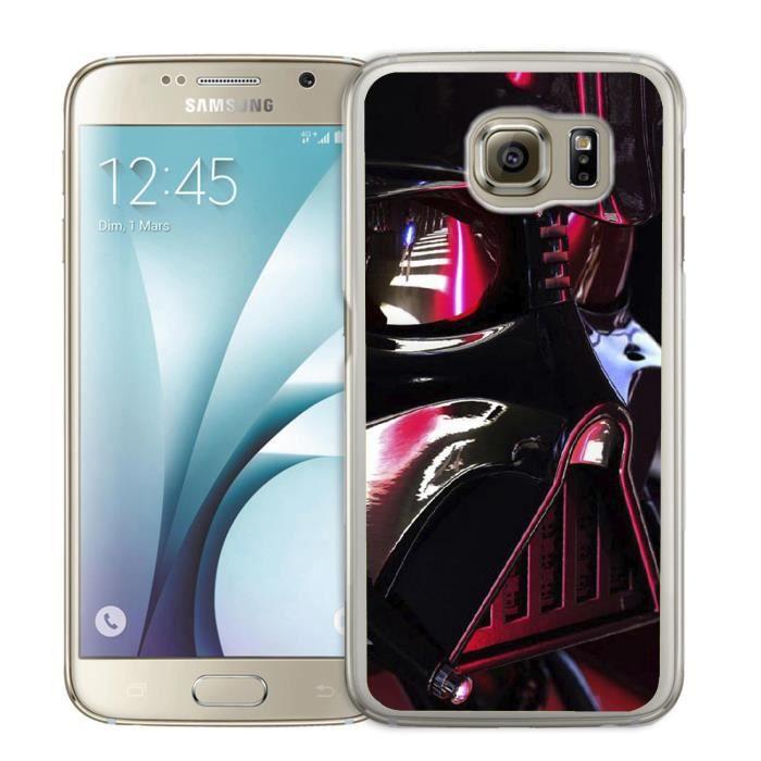 Coque Samsung Galaxy S4 Star Wars Dark Vador Casqu