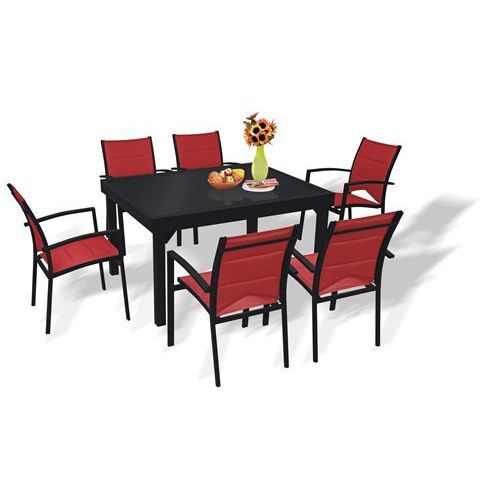 table de jardin ronde 12 personnes. Black Bedroom Furniture Sets. Home Design Ideas
