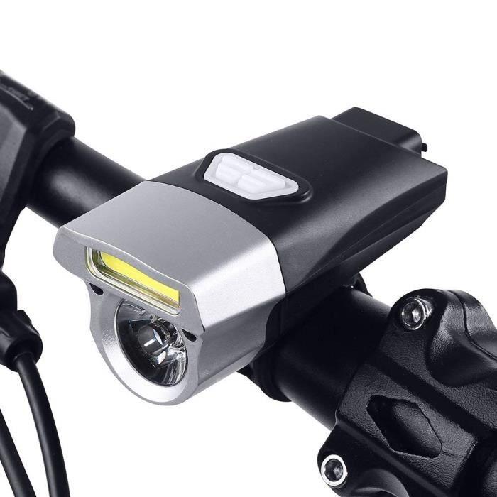 Vélo Avant Et Arrière Lumière DEL Set-phare imperméable Mountain Lights