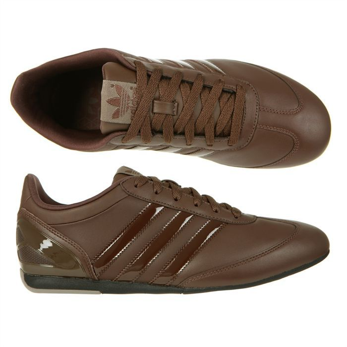 chaussure adidas cuir marron. Black Bedroom Furniture Sets. Home Design Ideas