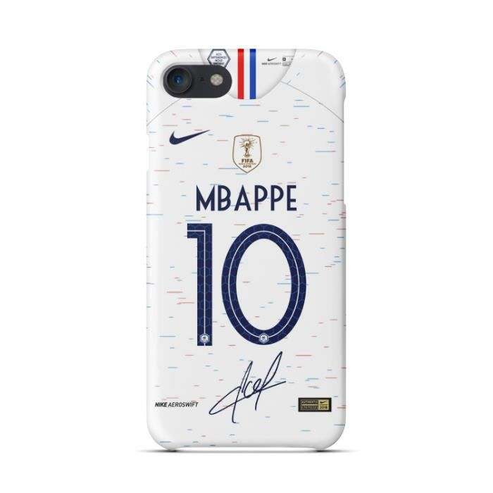 coque iphone 6 6s mbappe blanc mbappe blanc 2018 c