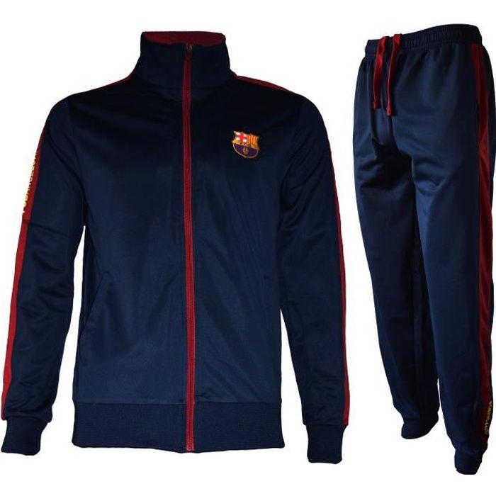 Barcelona Sweat /à capuche 10 Bar/ça Produit sous licence officielle Enfant Taille 14 ans 100 /% polyester FC
