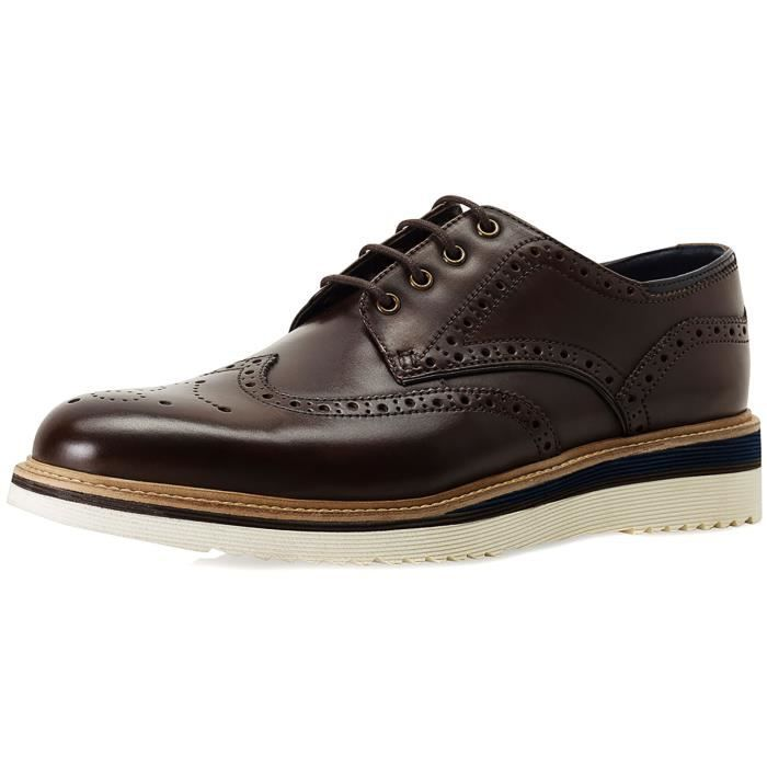 Goodwin Smith Newton Wedge Derby Homme Mocassin