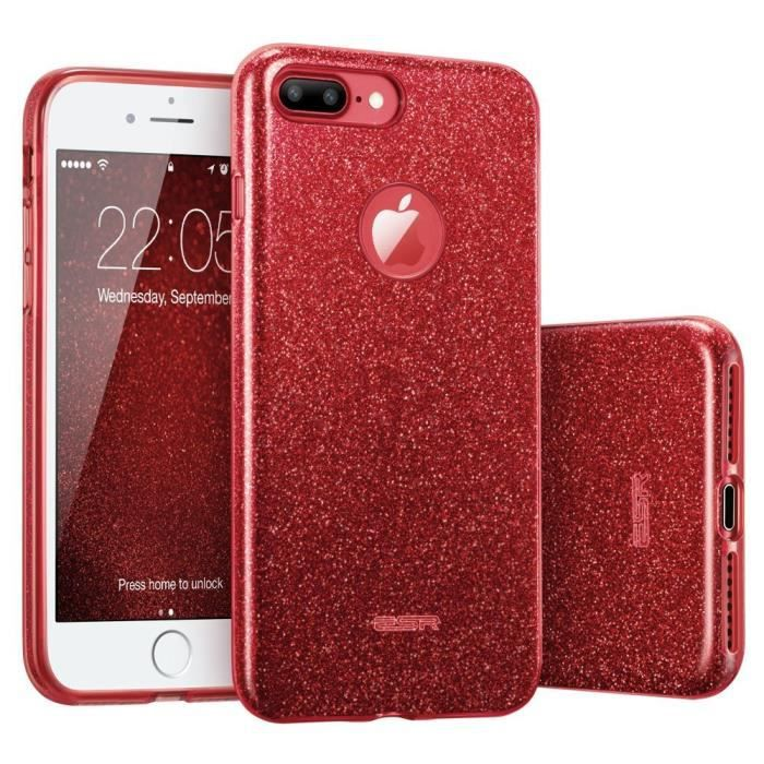 coque iphone 8 plus bling bling