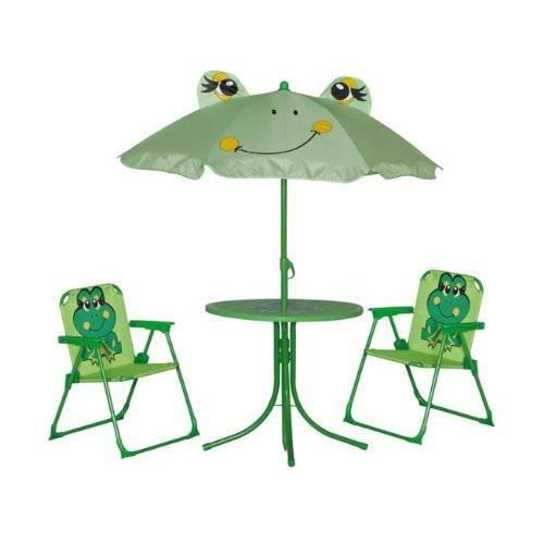 siena garden 672614 froggy set pour enfants 2 fauteuils. Black Bedroom Furniture Sets. Home Design Ideas