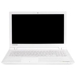 "Toshiba Satellite PC Portable Blanc - C55-C-1K3 - 15.6"" LED HD (Intel Core i3, 4Go RAM, Stockage 750Go, Windows 10)"