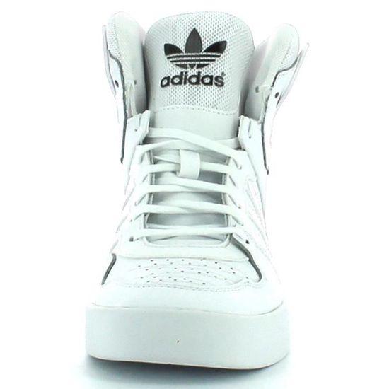 Adidas Zebra W Chaussures de Sport Femme Blanc ADIDAS