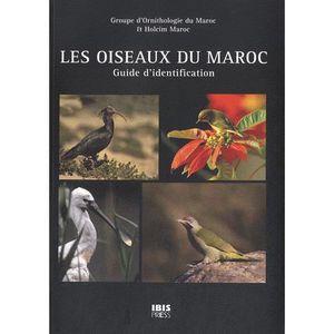 LIVRE ANIMAUX Les Oiseaux du Maroc