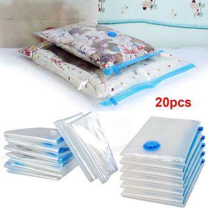 De rangement sous vide sacs de vêtements Triple Ton Placard Espace 75/% 70x100cm Protège