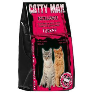 CROQUETTES CATTY MAX Turkey 2,5 Kg