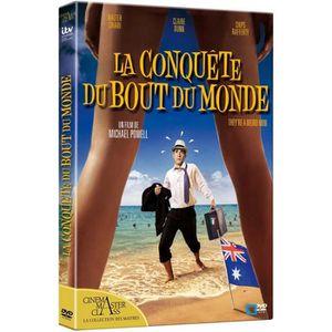 DVD FILM La Conquête du bout du monde