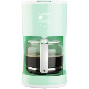 CAFETIÈRE BESTRON ACM300EVM Cafetière filtre – Vert