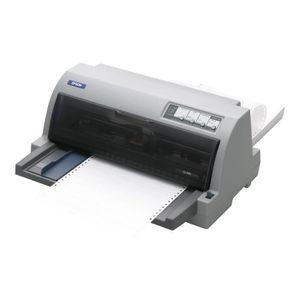 IMPRIMANTE Epson LQ 690 Imprimante monochrome matricielle 12