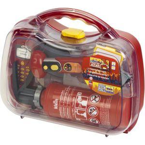 DÉGUISEMENT - PANOPLIE KLEIN - Mallette de pompier avec accessoires pour