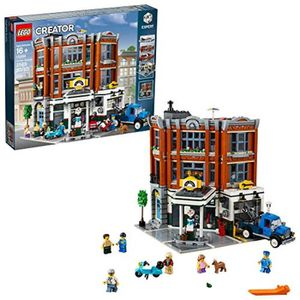 ASSEMBLAGE CONSTRUCTION Jeu D'Assemblage LEGO AP1KJ Créateur Expert angle