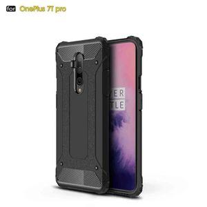 COQUE - BUMPER Coque OnePlus 7T PRO,Noir AntiChoc Ultra Slim Sur