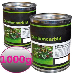 VMC - ACCESSOIRES VMC Carbure de calcium en longs morceaux de 1000 gramm