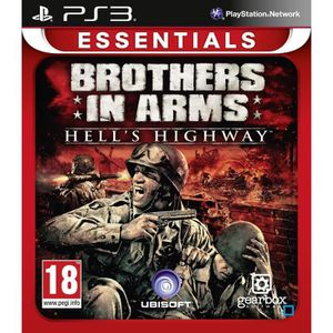 JEU PS3 BROTHERS IN ARMS - HELL'S HIGHWAY - ESSENTIALS …