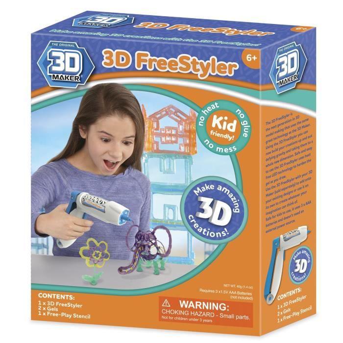 3d Magic 3d Maker 3d Freestyler Pen 1Palnd