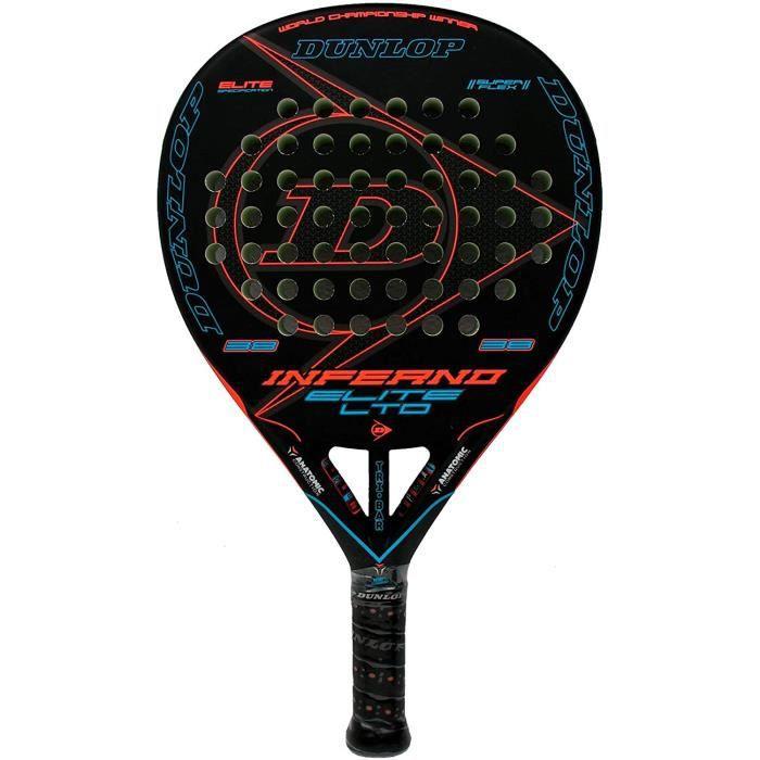 Dunlop Inferno Elite Ltd Raquette de padel Bleu[109]