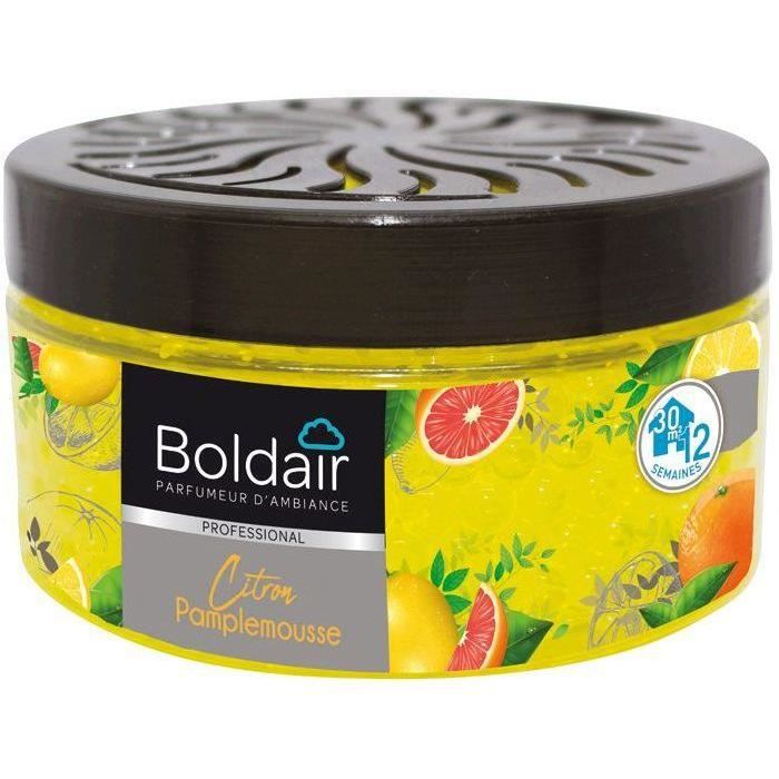 Boldair perles citron pamplemousse 250g