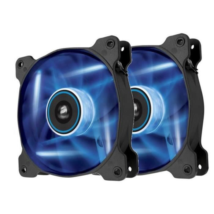 Corsair AF120-LED, Blue, Dual Pack